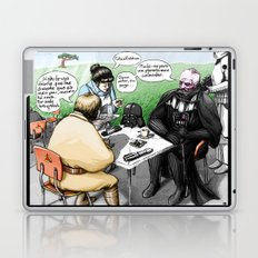 A falar é que as pessoas se entendem Laptop & iPad Skin