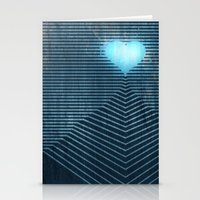 Temple Of The Heart Stationery Cards