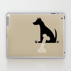 Gave a Dog a Bone (Tan) Laptop & iPad Skin