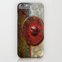 Rusted Washer iPhone 6 Slim Case