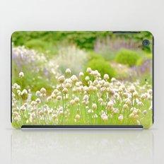 The garden iPad Case