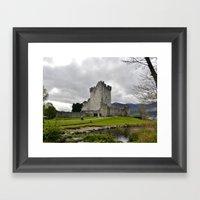 Castle: Ireland Framed Art Print