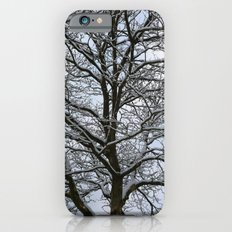 Snowy tree Slim Case iPhone 6s