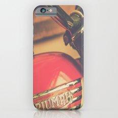Vintage Triumph Bonneville Motorcycle Slim Case iPhone 6s