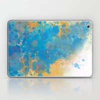 Blue Invasion  Laptop & iPad Skin