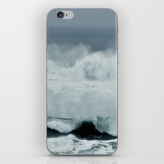 MOODY OCEAN iPhone & iPod Skin