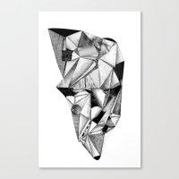 Discurso Convincente Sob… Canvas Print