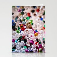 Diamonds 1 Stationery Cards