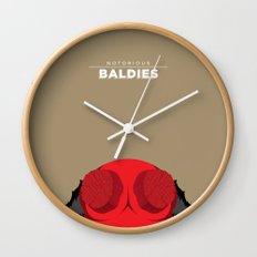 Hellboy Wall Clock