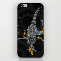 Clockwork Dragon iPhone & iPod Skin