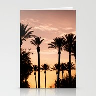 Farewell California Stationery Cards