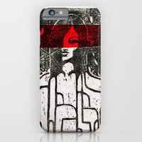 iPhone & iPod Case featuring autumn by serenita