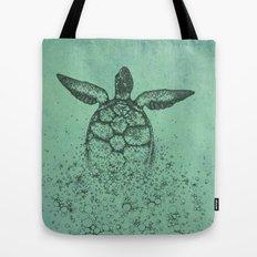 Into_The_Sea Tote Bag
