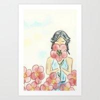 Aroma Art Print