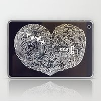 Ancient figures Laptop & iPad Skin