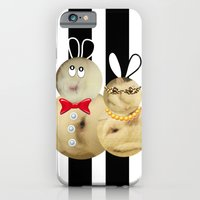 iPhone & iPod Case featuring couple2 by konlux