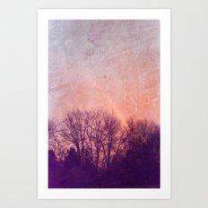 Landscape #3 Art Print