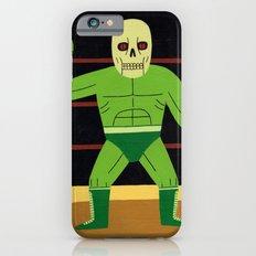 The Glowing Skull iPhone 6 Slim Case