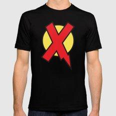 X-Statix SMALL Black Mens Fitted Tee