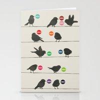 Birdsong_Gosh By Garima … Stationery Cards
