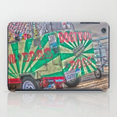Hot Dogs on The Pier iPad Case