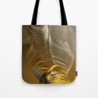 Molten Gold II Tote Bag