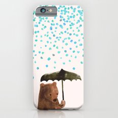 Rain rain go away iPhone 6 Slim Case