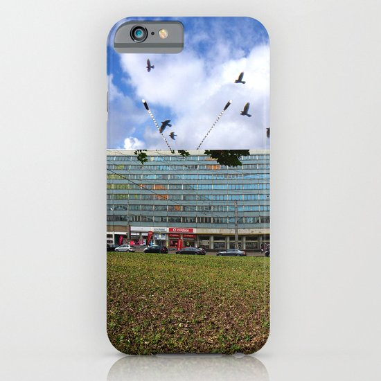 Surreal Living 4 iPhone & iPod Case