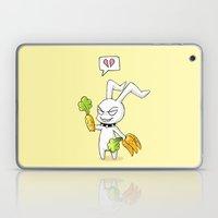 Eat Your Veggies Laptop & iPad Skin
