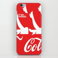 colitas iPhone & iPod Skin