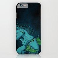 Kelpie the Hippocampus  iPhone 6 Slim Case
