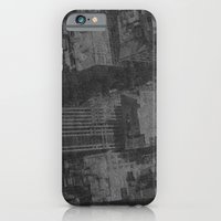 New York on Flowers iPhone 6 Slim Case