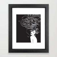 SPRINGE Framed Art Print