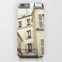 Paris Architecture iPhone 6 Slim Case