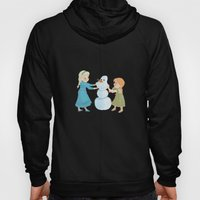 Do You Want To Build A Snowman? Hoody