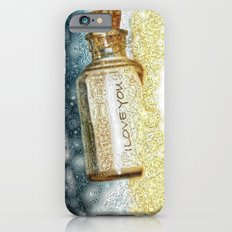 Message in a bottle... Slim Case iPhone 6s