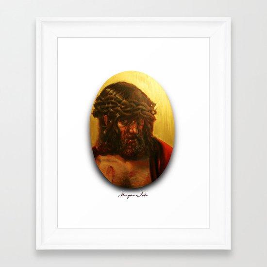Cristo Framed Art Print