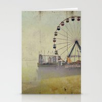 Seaside Heights New Jersey  Stationery Cards