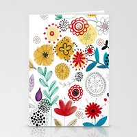 flowers_2 Stationery Cards