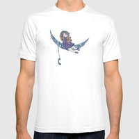 Ambrosia Mens Fitted Tee White SMALL