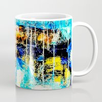 In and Out of the Blue Mug