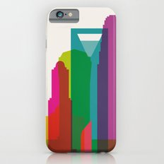 Shapes of Charlotte accurate to scale iPhone 6s Slim Case