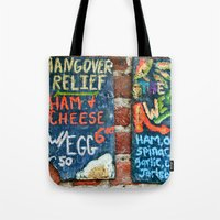 Hangover Relief Tote Bag