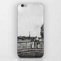 Timeless Paris iPhone & iPod Skin
