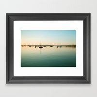 Northern Lights #1 Framed Art Print
