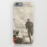 iPhone & iPod Case featuring Blade Runner by JAGraphic