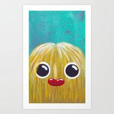 Suzanne Art Print