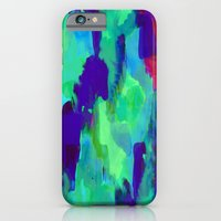 iPhone & iPod Case featuring Spirit Green by Amy Sia