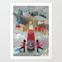 Spiro Spathis Art Print