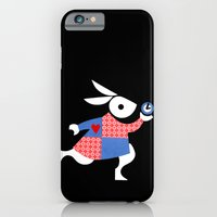 White Rabbit iPhone 6 Slim Case